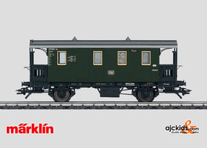 Marklin 43030 - Baggage Car in H0 Scale