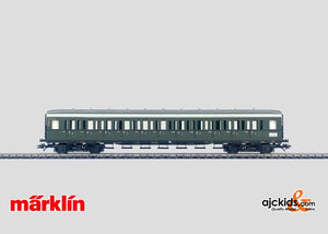 Marklin 43110 - C4i-33 Compartment Car in H0 Scale