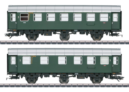 Marklin 43174 - Passenger Cars (with lights)