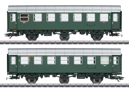 Marklin 43185 - Passenger Cars (with lights)