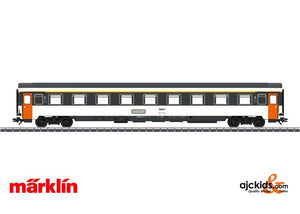 Marklin 43280 - Eurofima Passenger Car in H0 Scale
