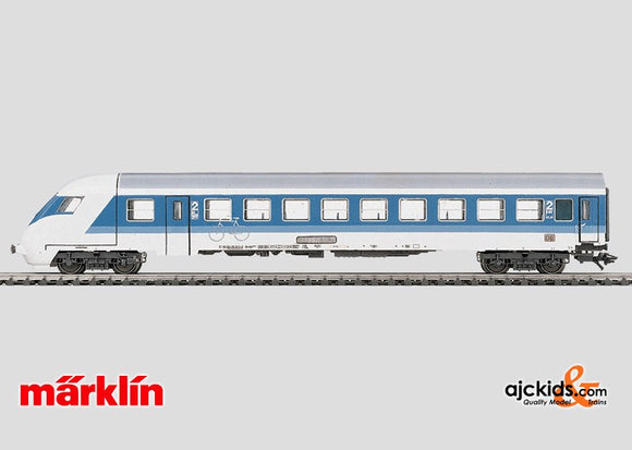 Marklin 43300 - InterRegio Cab Control Car in H0 Scale