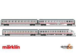 Marklin 43304 - Intercity 4-car set