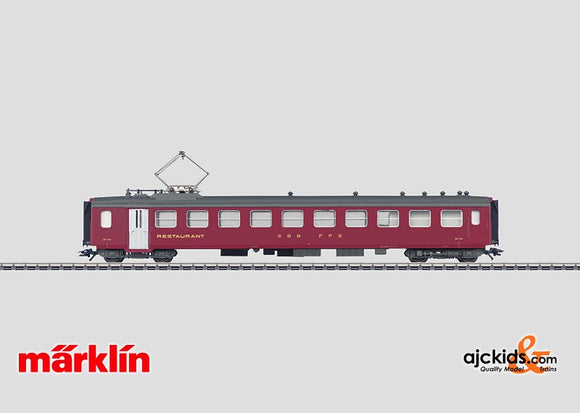 Marklin 43390 - Lightweight Steel Dining Car