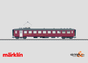 Marklin 43391 - Lightweight Steel Dining Car in H0 Scale
