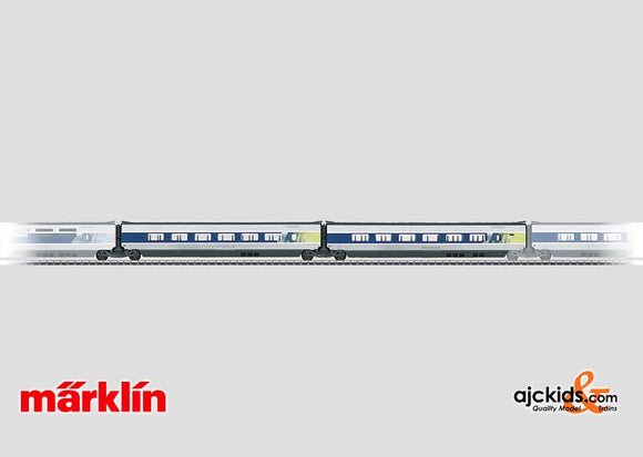 Marklin 43420 - Add-On Car Set 1 for the TGV