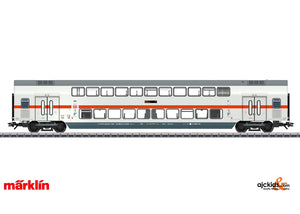 Marklin 43481 - IC2 Bi-Level Intermediate Car, 1st Class