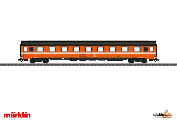 Marklin 43511 - Passenger Car; 1st Class in H0 Scale