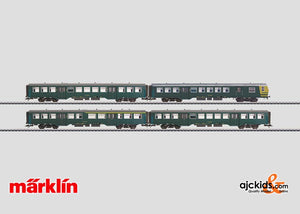Marklin 43541 - Commuter Car Set