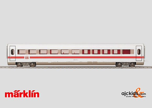 Marklin 43741 - ICE Open Seating Car in H0 Scale