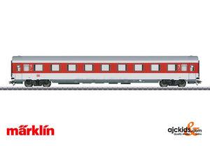 Marklin 43750 - DB AG Type Avmz 107 Compartment Car in H0 Scale