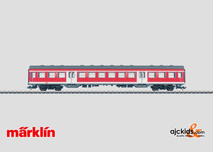 Marklin 43801 - Commuter Car Silberling in Red