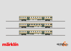 Marklin 43809 - Commuter Car Set
