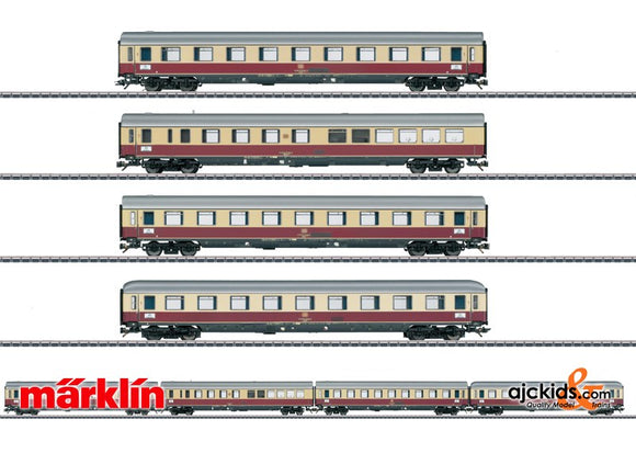 Marklin 43854 - TEE in H0 Scale