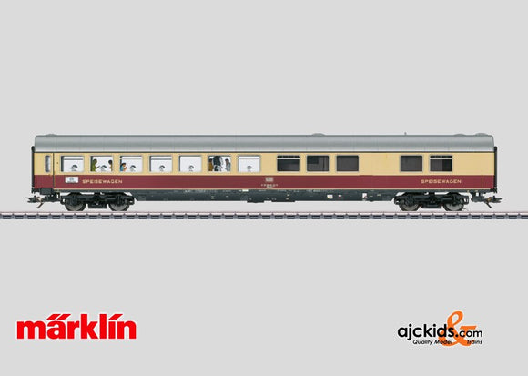Marklin 43866 - Dining Car (Sound) TEE Helvetia in H0 Scale