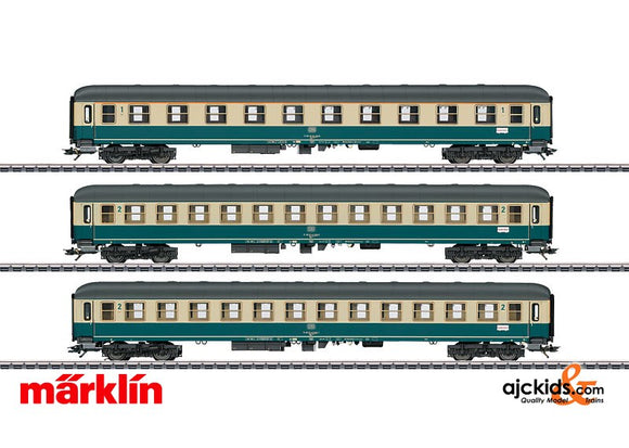 Marklin 43867 - Express Train Passenger Car Set