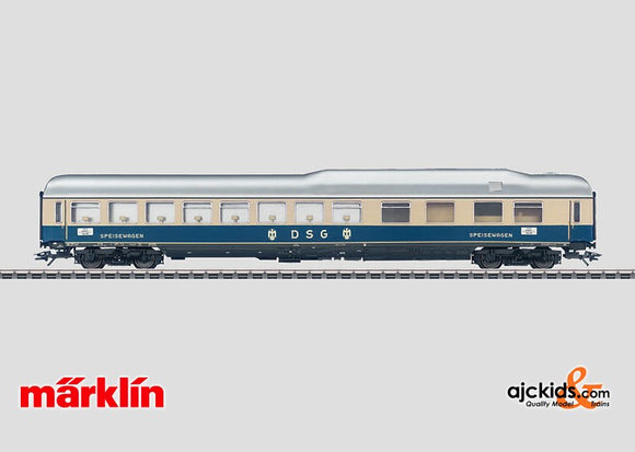 Marklin 43870 - Rheingold Passenger Car in H0 Scale