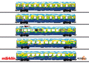 Marklin 43878 - Tourism Train Passenger Car Set