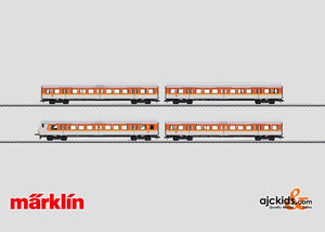 Marklin 43892 - S-Bahn Car Set