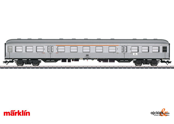 Marklin 43898 - Passenger Car; 1st/2nd Class in H0 Scale