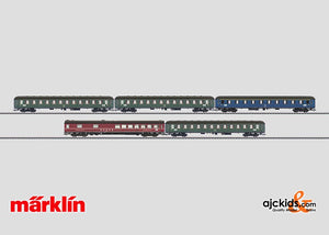 Marklin 43915 - Express Train Passenger Car Set