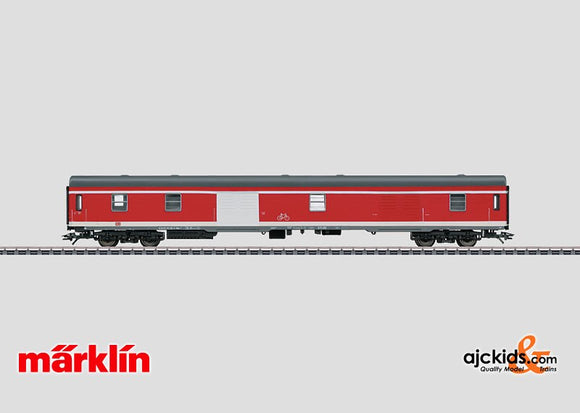 Marklin 43961 - Baggage Car in H0 Scale