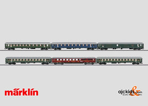 Marklin 43969 - Express Train Passenger Car Set Insider