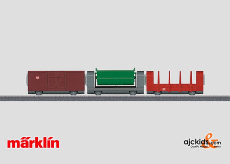 Marklin 44100 - Add-On Car Set for the Freight Train