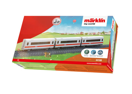 Marklin 44108 - Marklin my world Add-On Car Set for the ICE