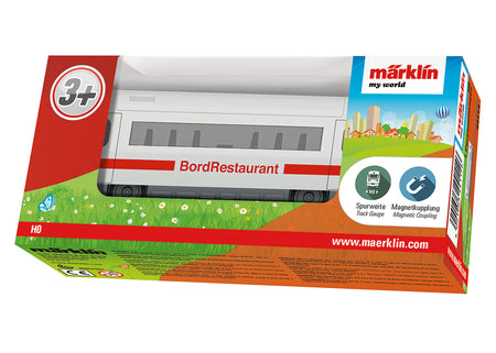 "Marklin 44114 - Marklin my world ""Bord Restaurant"" Passenger Car"