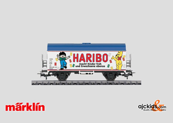 Marklin 44174 - Haribo Refrigerator Car in H0 Scale