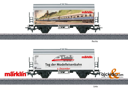 Marklin 44269 - International Model Railroading Day on December 2, 2020