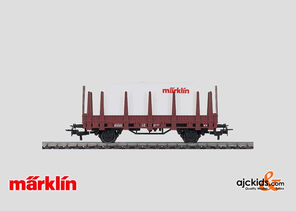 Marklin 44591 - Stake Car in H0 Scale