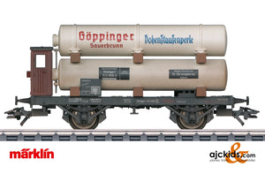 Marklin 45086 - Gas Tank Car