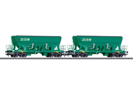 Marklin 45806 - Type Faccns Bulk Freight Car Set