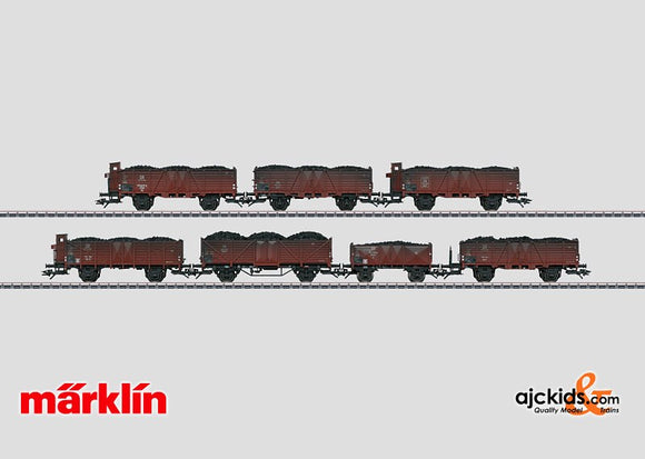 Marklin 46026 - Freight Car Set Insider 2013 in H0 Scale