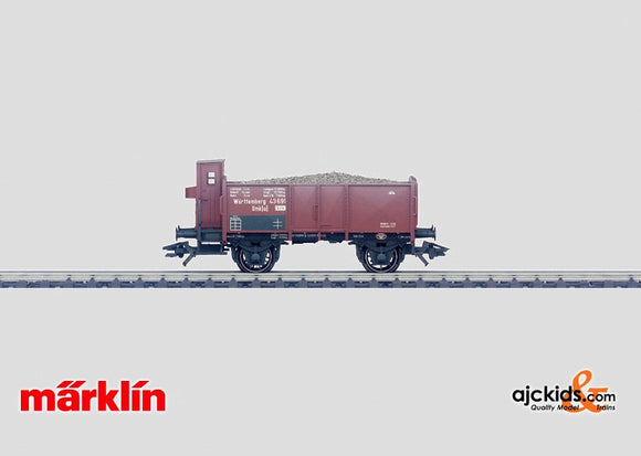 Marklin 46039 - Open goods car in H0 Scale