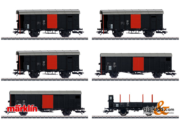 Marklin 46050 - Freight Car Set for the