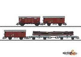 Marklin 46056 - SBB Freight Car Set for the cl C 5/6 Steam Locomotive in H0 Scale