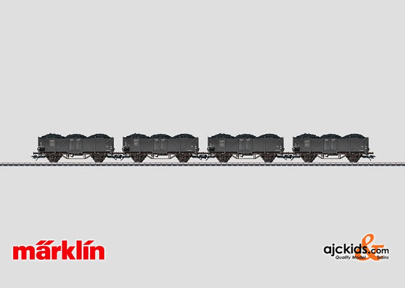 Marklin 46083 - Freight Car Set in H0 Scale