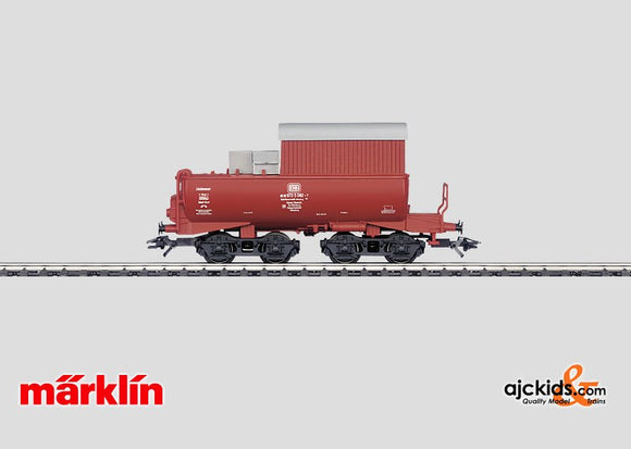 Marklin 46117 - Fire Extinguishing Water Car on a Tub-Style Tender