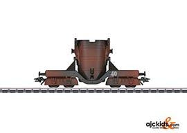 Marklin 46145 - Crude Iron Car (weathered)