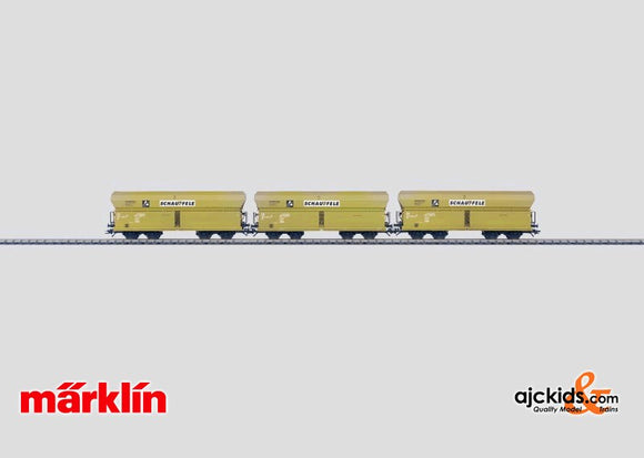 Marklin 46247 - Schauffele hopper 3-car set