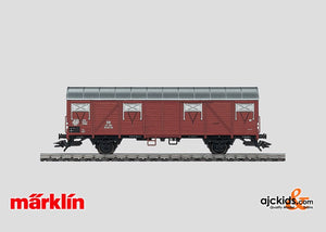 Marklin 46275 - Boxcar type Glmehs 50 in H0 Scale
