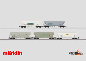 Marklin 46342 - Grain Hopper Car Set