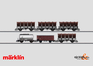Marklin 46351 - Dump Car Set 2 (Insider 2011)
