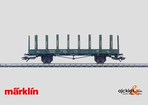 Marklin 46360 - Stake car in H0 Scale
