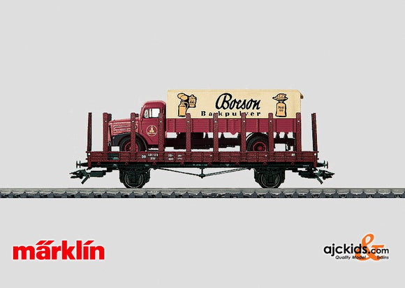 Marklin 46361 - Freight Car with truck