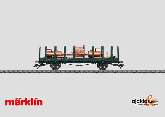 Marklin 46364 - Stake Car in H0 Scale