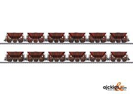 Marklin 46373 - SJ Type Mas IV Ore 12-Car Set Era IV in H0 Scale